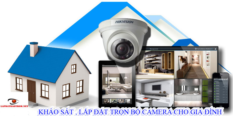 lắp đặt camera an ninh, lap dat camera an ninh