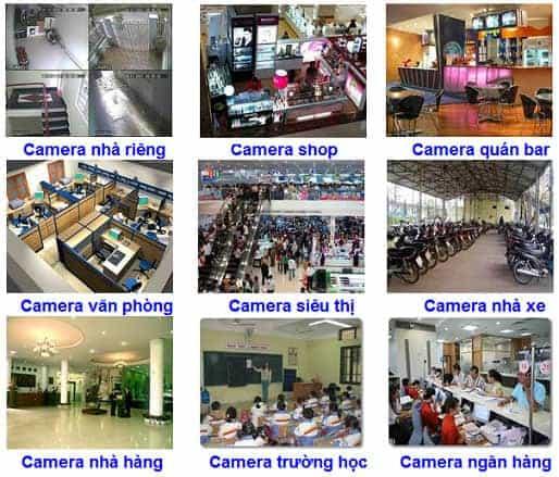 lắp đặt camera tại Tphcm