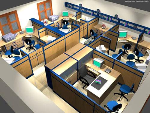 Giải pháp camera cho khối văn phòng nhà nước